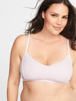 Old Navy Plus-Size Lace Cami Bralette