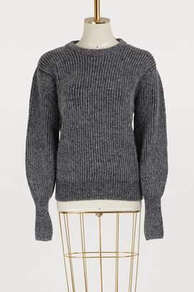 MAISON KITSUNÉ Ribbed sweater