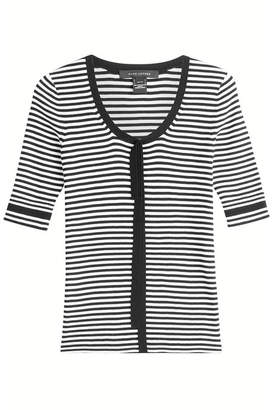 Marc Jacobs Striped Cotton Pullover