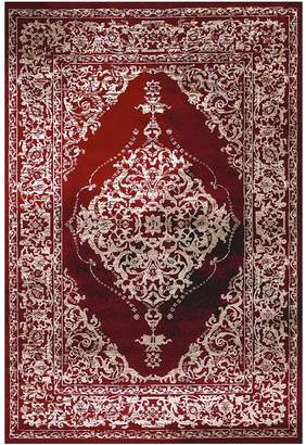 "United Weavers Christopher Knight Mirage Persia Framed Floral Rug - 2'7"" x 3'11"""