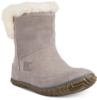 Sorel Women's Out N About Bootie Slippers Women's Shoes