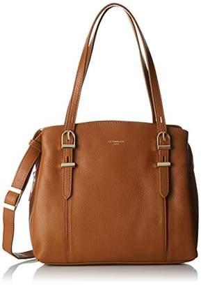 Le Tanneur Women's TAK1000 Shoulder Bag Brown
