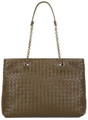 Bottega Veneta Medium Intrecciato Tote Bag