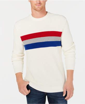 Club Room Men Colorblocked Ski Sweater