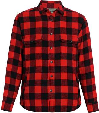 Woolrich Oxbow Bend Lined Jac Long-Sleeve Shirt - Men's