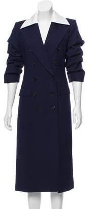 Michael Kors Structured Wool Coat w/ Tags