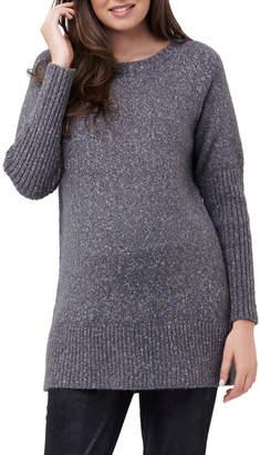 Cosy Knit Longline Sweater