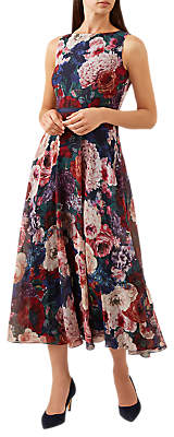 Hobbs Carly Dress, Multi