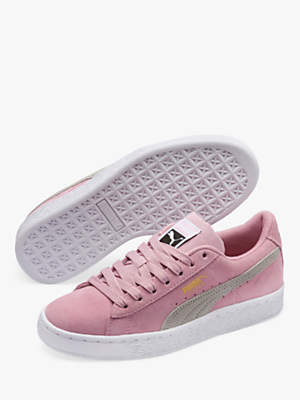 c0196e40b96666 at John Lewis and Partners · Puma Children s Suede Classic Trainers