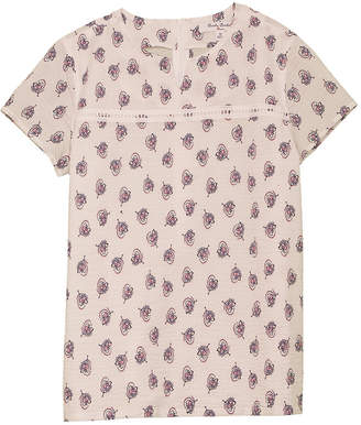 Brooks Brothers Girls' Printed Blouse