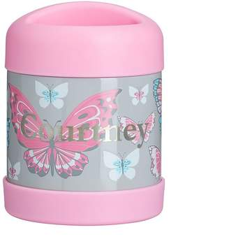 Pottery Barn Kids Hot Cold Container, Mackenzie Lavender Glow-in-the-Dark Mariposa