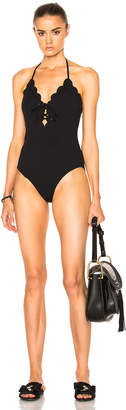 Marysia Swim Broadway Tie Swimsuit