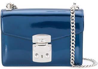 Miu Miu small flapped satchel