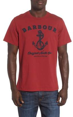 Barbour Anchor Graphic T-Shirt