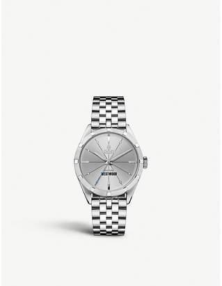 Vivienne Westwood VV192SLSL stainless steel watch