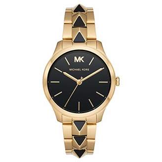 Michael Kors Womens Analogue Quartz Watch with Stainless Steel Strap MK6669
