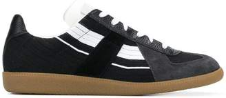 Maison Margiela side stripe detail sneakers
