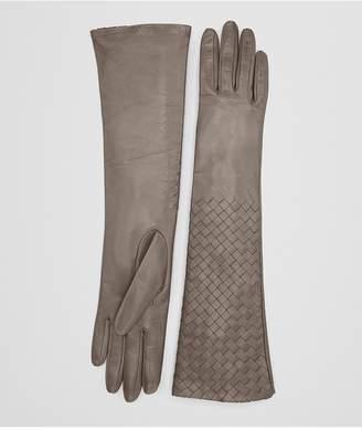 Bottega Veneta Steel Lamb Glove