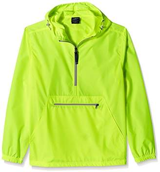 Charles River Apparel Unisex-Adult's Pack-N-Go Windbreaker Pullover (Regular & Big-Tall Sizes)