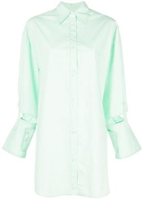 Ellery Cynthia shirt dress