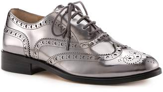 Botkier Calista Metallic Wingtip Oxford