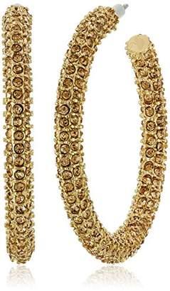 Fragments for Neiman Marcus Pavé Hoop Earrings