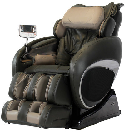 Osaki OS-4000T Faux Leather Zero Gravity Deluxe Massage Chair
