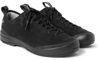 Arc'teryx Acrux Sl Suede Hiking Sneakers