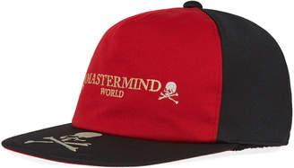 Mastermind World MASTERMIND WORLD Skull Embroidered Cap
