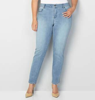 Avenue 1432 Straight Leg Jean in Medium