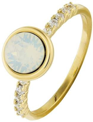 Accessorize Simple Pave Ring
