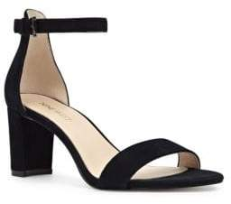 Nine West Pruce Nappa Leather Sandals
