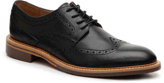 Aston Grey Aberia Wingtip Oxford - Men's
