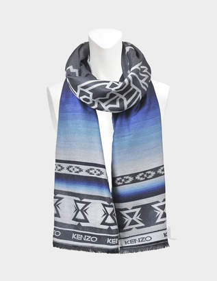 Kenzo Winter Tiger scarf
