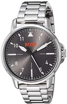 HUGO BOSS BOSS Orange Men's 'Chicago' Quartz Stainless Steel Casual Watch