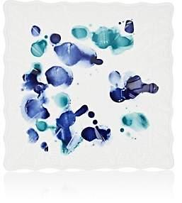 Richard Ginori Paint-Splatter Small Square Plate