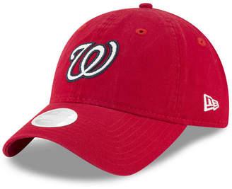 New Era Women's Washington Nationals Team Glisten 9TWENTY Cap