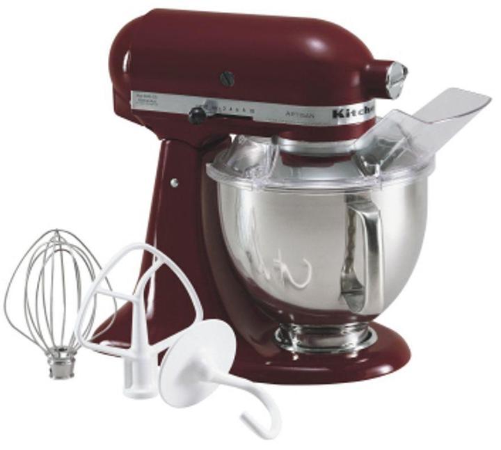 KitchenAid Artisan Series 5 qt. Stand Mixer in Gloss Cinnamon