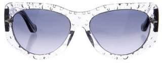 Balenciaga Bubble Tinted Sunglasses
