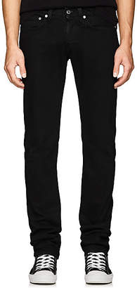 Helmut Lang Men's Low-Rise Skinny Jeans - Black