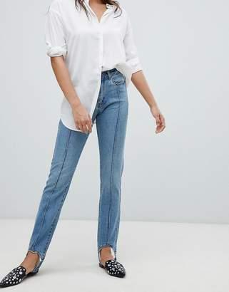 Vero Moda Stirrip Straight Leg Jeans