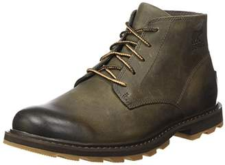 Sorel Men's Madson Chukka Waterproof Boot, 46 EU