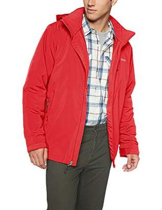 Columbia Men's Gate Racer Big & Tall Softshell