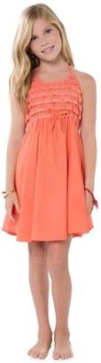 Girl's O'Neill 'Alexia' Halter Dress $49.50 thestylecure.com