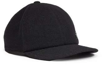Maison Michel 'Hailey' wool baseball cap