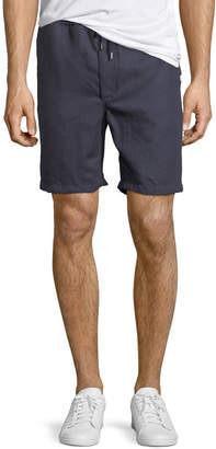 Derek Rose Sydney Linen Shorts