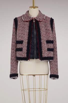 Moncler Aberdeen wool jacket