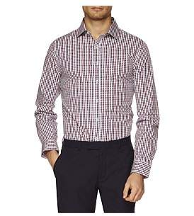Ben Sherman Ls Gingham Kings Shirt