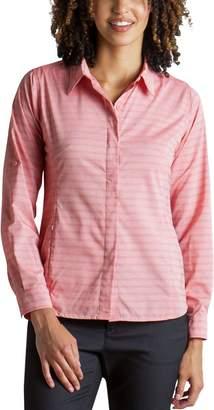 Exofficio Ventana Stripe Long-Sleeve Shirt - Women's