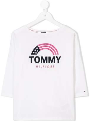 Tommy Hilfiger Junior branded T-shirt